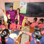 Theatre in education Sisir